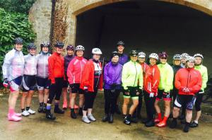 Breeze Network in Swindon, UK - Dame Cycling - Photo from Sammy Hackett